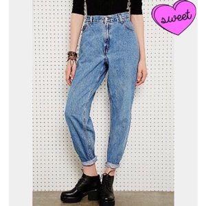 Levi's Mom High Waist Jeans
